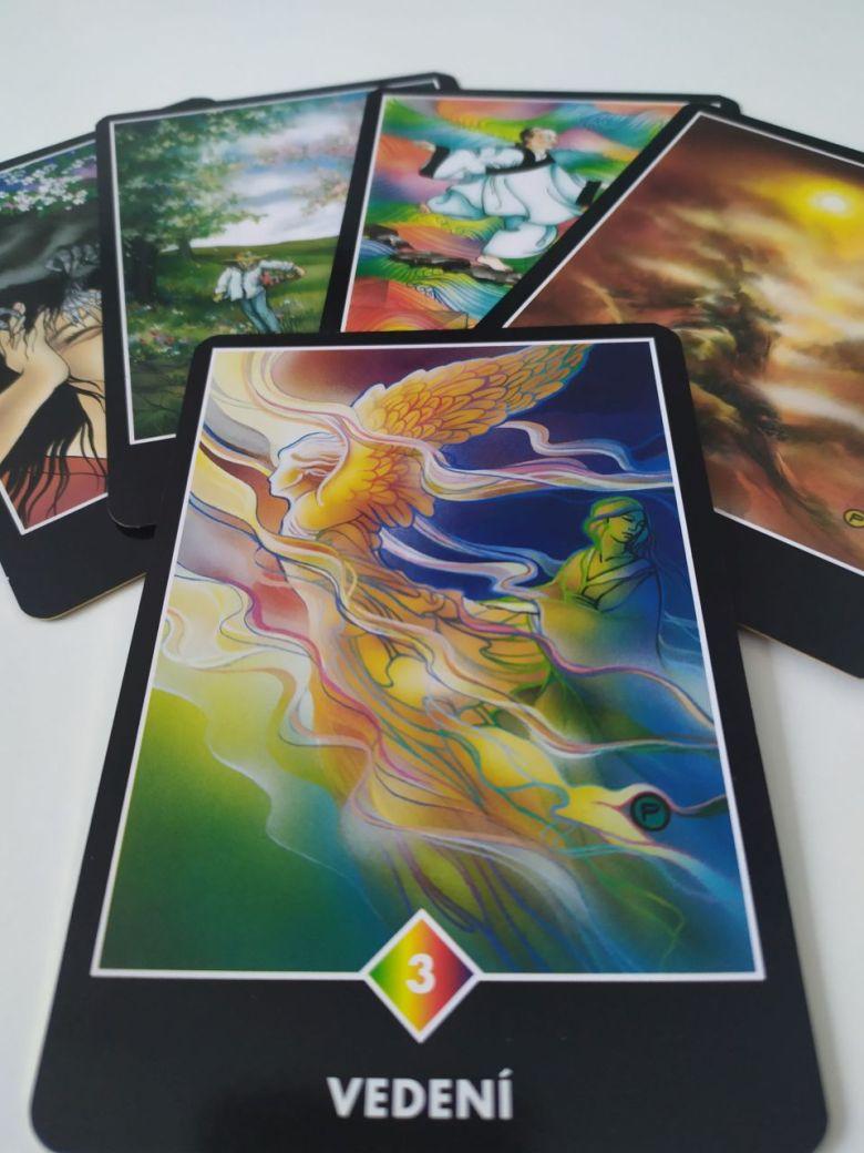 Tarotová karta Osho Zen Tarot s názvom