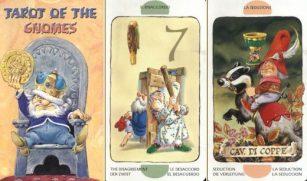produkt Tarot of the Gnomes