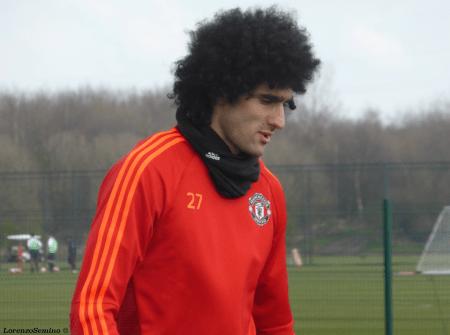 Lorenzo Semino © AON Training Ground - Manchester, United Kingdom