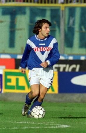In azione ai tempi del Brescia (gennaio-giugno 2001)