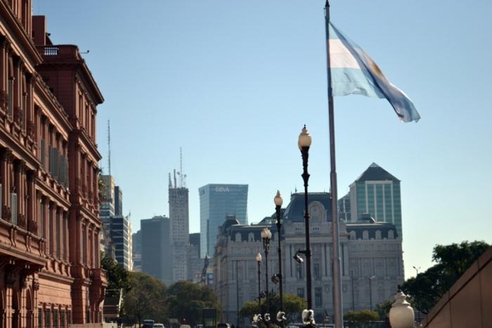 Plaza de Mayo, Buenos Aires. Credits to Alessandro Derchi | Numerosette Magazine