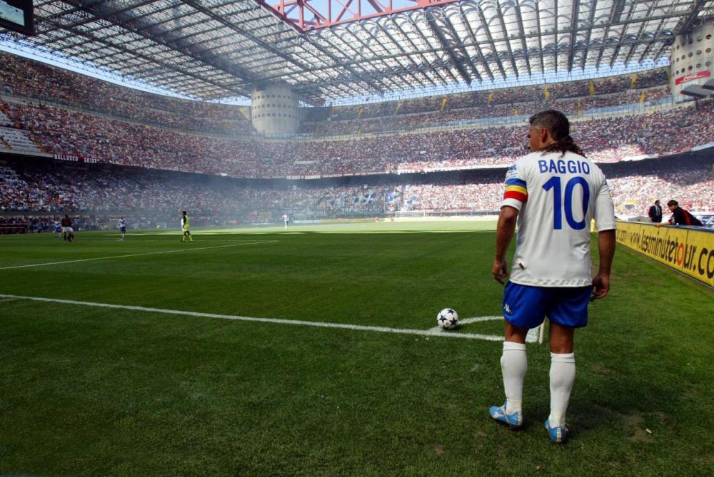L'ultimo Roby: l'omaggio alla fase finale della carriera di Roberto Baggio | Numerosette Magazine
