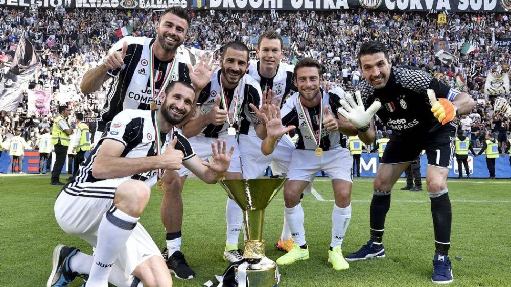 Buffon, Barzagli, Bonucci, Chiellini, Marchisio e Lichtsteiner protagonisti nelle nostre pagelle alla Juventus | numerosette.eu