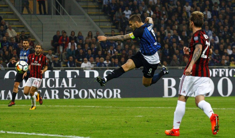 Icardi, protagonista dell'ultimo weekend di Serie A | numerosette.eu