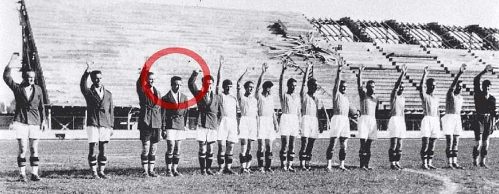 Bruno Neri, il calciatore partigiano, morto in montagna dopo una vita in campo   numerosette.eu