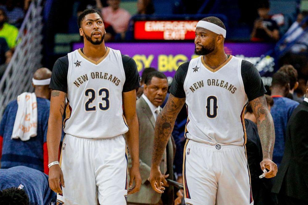 Big Easy Jazz: l'equilibrio instabile dei New Orleans Pelicans | numerosette.eu