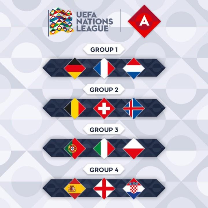 L'Italia si trova di fronte subito Portogallo e Polonia. |numerosette.eu
