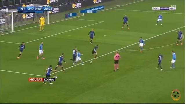 Brozovic recupera palla   numerosette.eu
