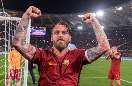 Daniele De Rossi protagonista del 3-0 della Roma: tutto da Assai! | numerosette.eu