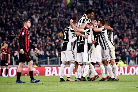 Juventus-Milan raccontata tramite i cinguettii più belli di Twitter | Numerosette Magazine