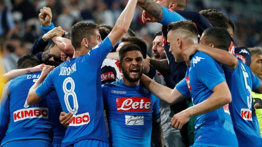Il Napoli ha domato la Juventus e ora sogna lo scudetto | Numerosette Magazine