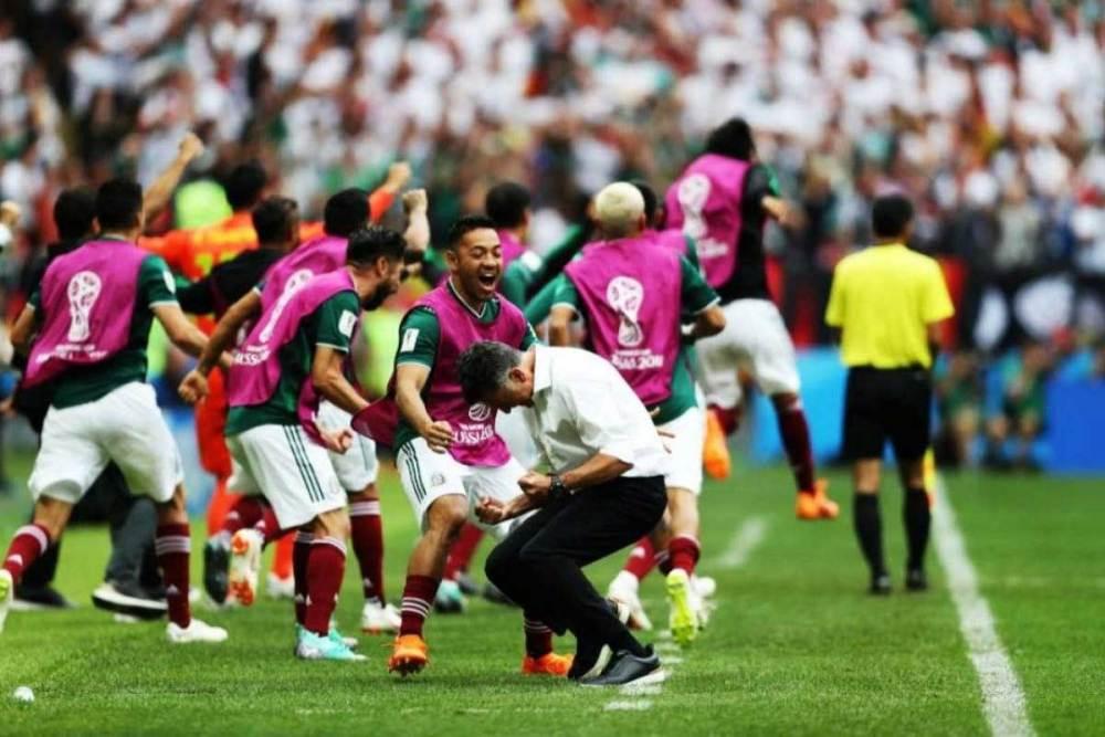 Osorio, detto El Profe, incarta la Germania di Low: il Messico fa sul serio   Numerosette Magazine