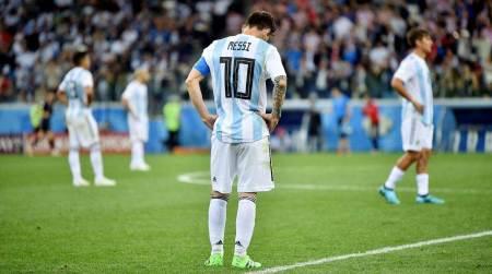 La delusione di Messi | Numerosette Magazine