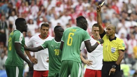 Il Senegal viene eliminato per i cartellini gialli: è giusto? Ed è giusto avere un tabellone predefinito?   Numerosette Magazine