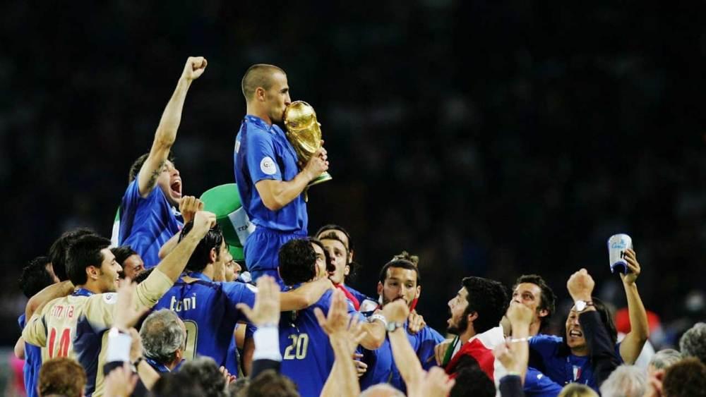 Italia Campione 2006 | Numerosette Magazine