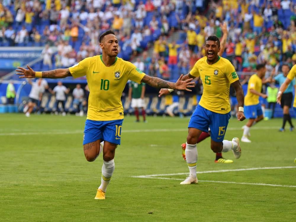 Favoriti: Come il Brasile ha superato il Messico   Numerosette Magazine