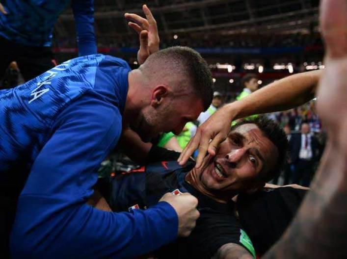 Mario Mandzukic Croazia in finale | Numerosette Magazine