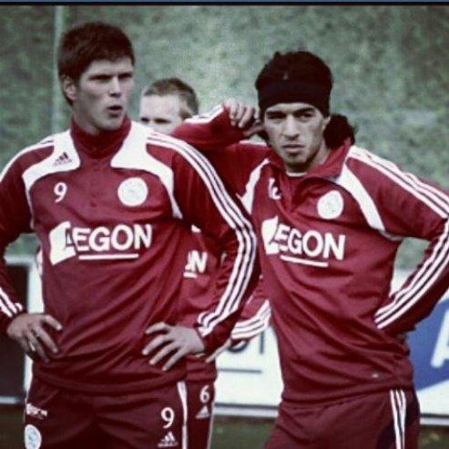 Huntelaar e Suarez ai tempi dell'Ajax | Numerosette magazine
