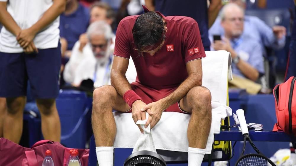 Federer eliminato agli US Open   Numerosette Magazine