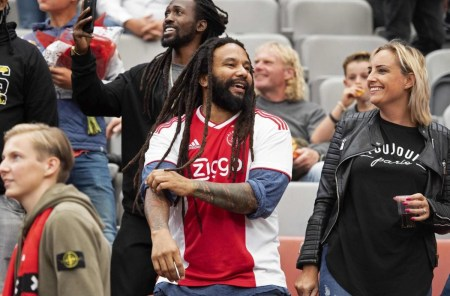 Bob Marley oggi tiferebbe Ajax   Numerosette Magazine