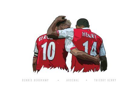 Bergkamp & Henry | Numerosette Magazine