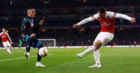 Un momento di Arsenal-Napoli | Numerosette Magazine