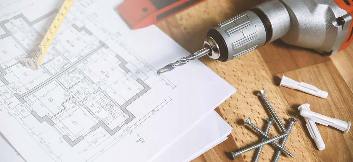 Kennzeichenhalter für Architekten