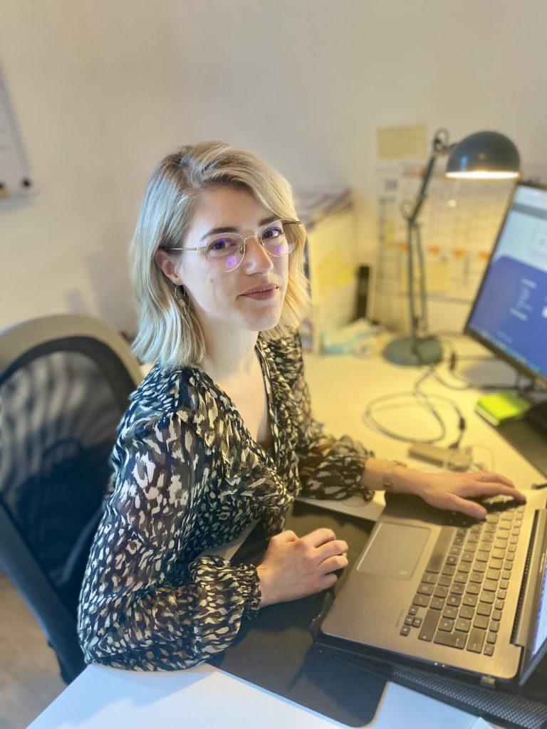 Arlène Gautré co-fondatrice Numidev