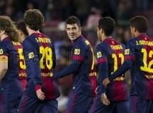 le FC Barcelone change d'entraineur, l'argentin Gerardo Martino signe pour trois ans.
