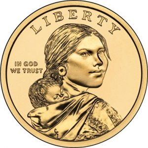 Native american dollar