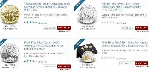 Monedas y precios