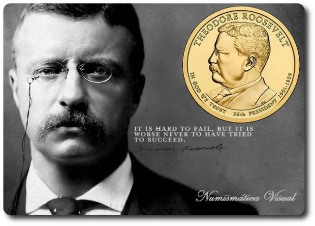 dolar Theodore Roosevelt
