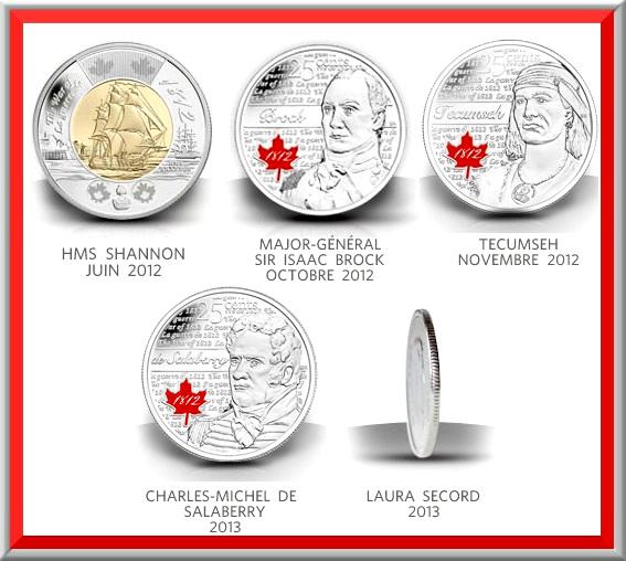 monedas canada