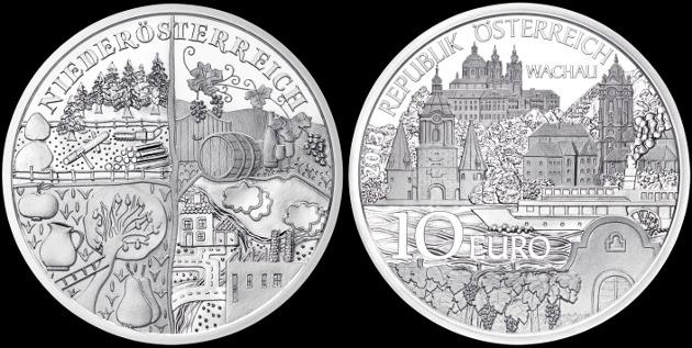 10 euro austria 2013