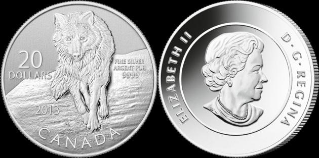 moneda lobo