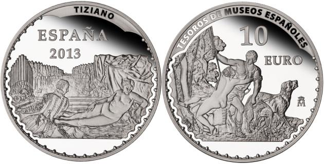 10 Euro Tiziano