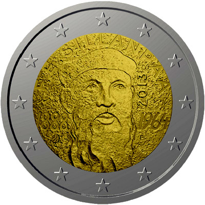2 euro fin