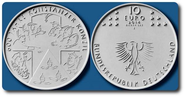 10 euro 2014