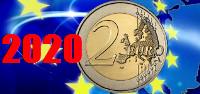 2 euros conmemorativos 2020