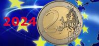 2 euros conmemorativos 2024