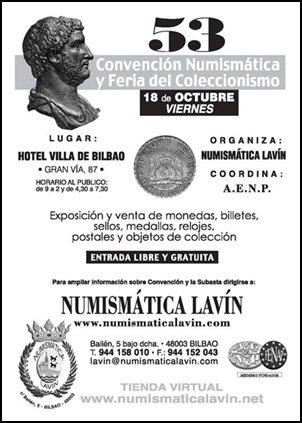 Edición 53 de la Convención Numismática y Feria de