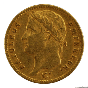 Napoleon I 20 francs 1813 Paris