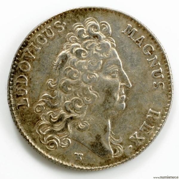 Jeton du Secrétaires du Roi 1705