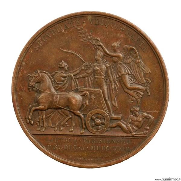 Duc d'Angoulême fêtes pour la Victoire du Trocadero