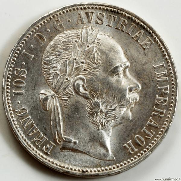 Autriche Florin 1879