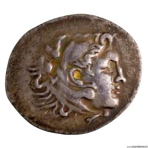 Macedoine Alexandre III tetradrachme posthume frappé à Alabanda en Carie