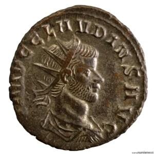 Claude II antoninien frappé à Rome