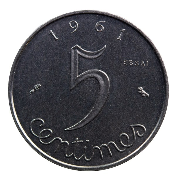 5centimes1961-1