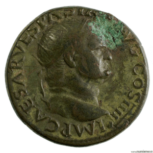 Moyen Bronze de Vespasien