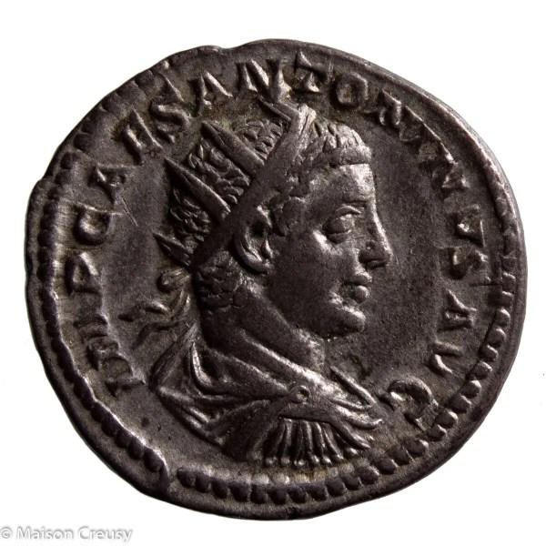 Elagabalus AR Antoninianus 219